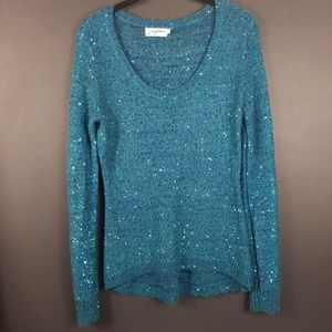 Tops - Urban Outfitters Mermaid Sequin Knit  Size S
